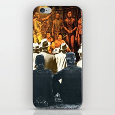 History Lost But Not Forgotten iPhone & iPod Skin