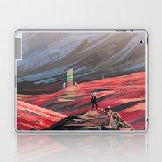Alien Monolith Laptop & iPad Skin