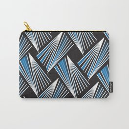 African Tribal Pattern No. 61 Carry-All Pouch