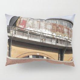Tube Station - Berlin Pillow Sham