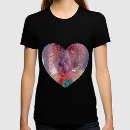 Remedy Sky's Heart Shaped Vulva T-shirt