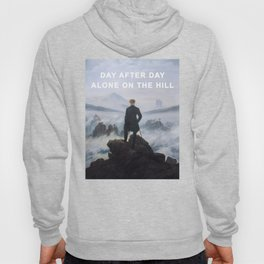 The Wanderer on the Hill Hoody