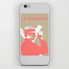Le Samourai 3 iPhone Skin