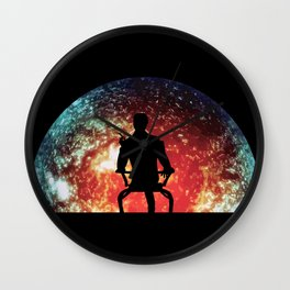 Illusive man ( Mass Effect ) Wall Clock