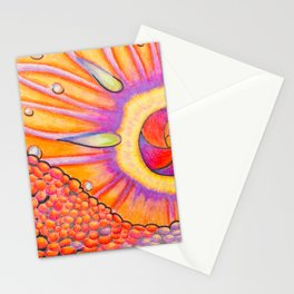 Artificial Reaction - Mazuir Ross Stationery Cards