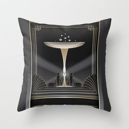 The Great Gatsby Throw Pillows For Any Room Or Decor Style Society6