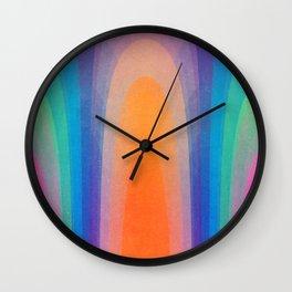 Chroma #1 Wall Clock