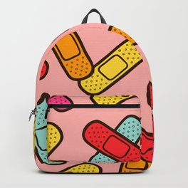 Rainbow Band-Aids Backpack