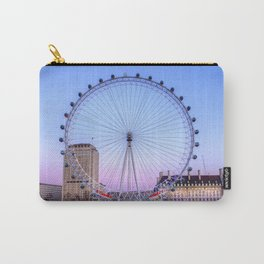 The London Eye, London Carry-All Pouch