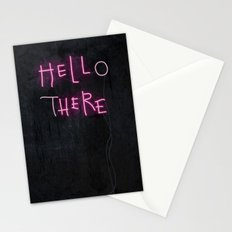 Hell Here Stationery Cards