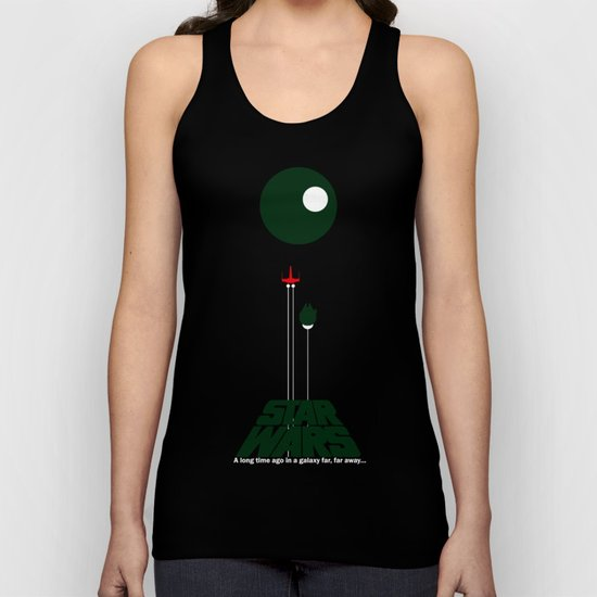 A New Hope IV Unisex Tank Top