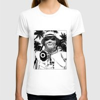 apollonia T-shirts featuring asc 501 - L'implacable (The Destroyer) by From Apollonia with Love