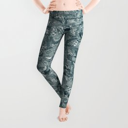 Abstract 207 Leggings