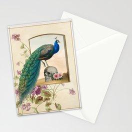 Momento Mori VIII Stationery Cards