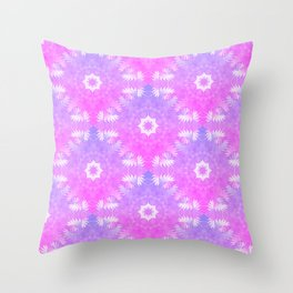 Fly Away Wings Throw Pillow