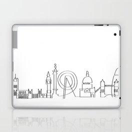 London Skyline Laptop & iPad Skin