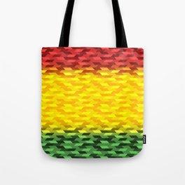 Reggae Vibration Tote Bag