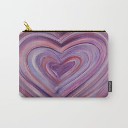 Heart Love Portal  Carry-All Pouch