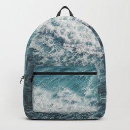 Saltwater Feelings Ocean Surf Backpack