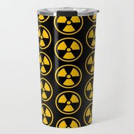 Yellow Radioactive Travel Mug