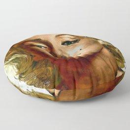 Marylin Monroe  Floor Pillow