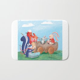 car1 Bath Mat