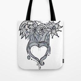 Love Of Nature Tote Bag