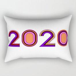 YEAR 2020 Rectangular Pillow