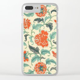 1867 Clear iPhone Case