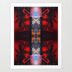 BUSHIDO- Art Print