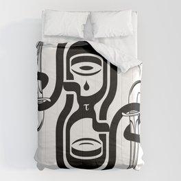 Even Kings Fall Comforters