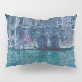 """Claude Monet """"Le palais da Mula"""" Pillow Sham"""