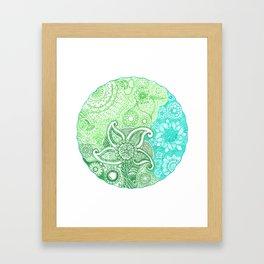 Nature World Framed Art Print