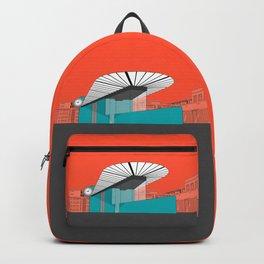 Turquoise Island Backpack