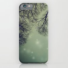 Alien Invader Trees Slim Case iPhone 6s