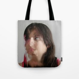 DRAW INCIDENT - PINK Tote Bag