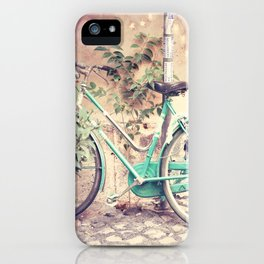 Bicycle Lights iPhone Case