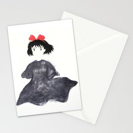 Kiki- Spirited Set Stationery Cards