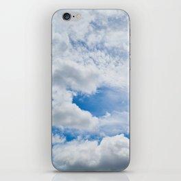 Clouds 1 iPhone Skin