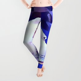 The White German Shepherd Leggings