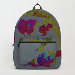 flowery branch Backpack