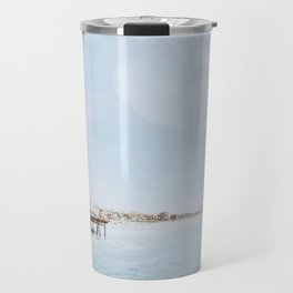 santa monica ii / california Travel Mug