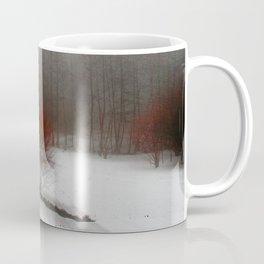 Heart of Winter I Coffee Mug