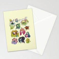 After the Great Mushroom War Stationery Cards