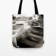 { afternoon boats } Tote Bag