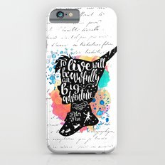 Peter Pan - To Live Slim Case iPhone 6
