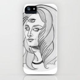 The Craft Feminist Witch Sarah iPhone Case