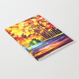 Tardis Stay Alone Notebook