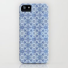 Azulejo Portuguese iPhone SE Slim Case