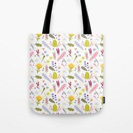 Australian Botanical Tote Bag